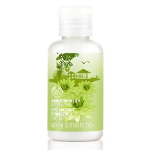 Voyage Amazonian Wild Lily Body Lotion - The Body Shop