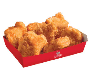 Fried Nuggets - Wendy's