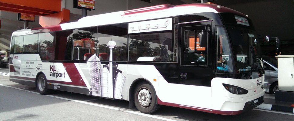 Skypark Shuttle Bus