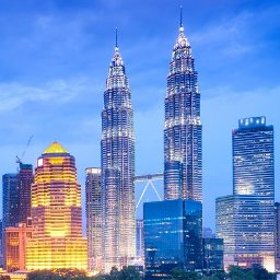 How to go to Kuala Lumpur, the federal capital city of Malaysia