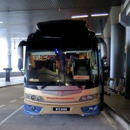Transnasional Bus, buses from klia2 / KLIA airport to Melaka / Malacca and vice versa