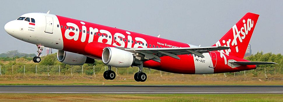 AirAsia flight departing at klia2