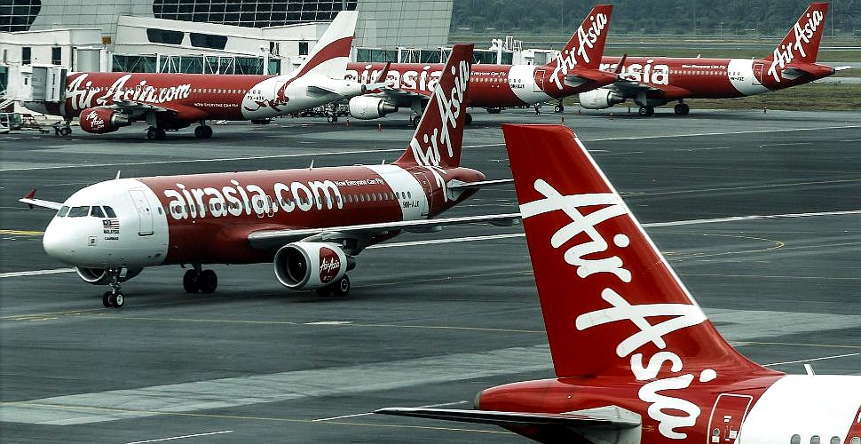 AirAsia flights landed at klia2