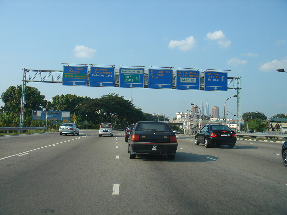 Federal Highway Klia2 Info