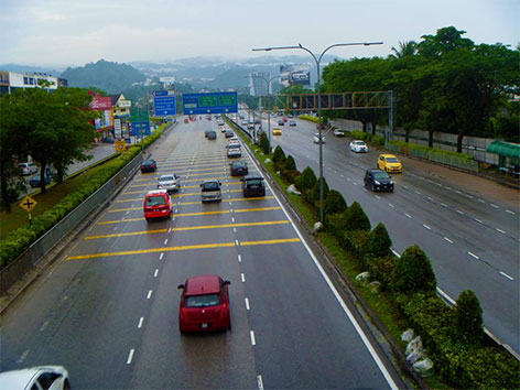 Kuala Lumpur Middle Ring Road 2 (MRR2)