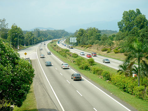 Southern Route, North-South Expressway