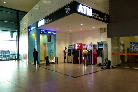 ATM Machines near RHB Bank
