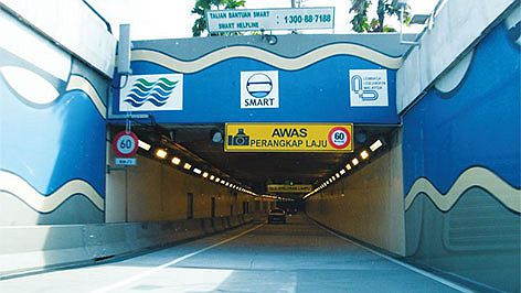 malaysias smart tunnel Storm water management and road tunnel (smart) was built to direct water  around a major meeting  malaysian government financed the construction of  the.