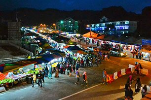Night Markets on Cameron Highlands