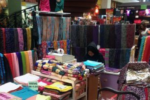 Art Crafts, Central Market, Kasturi Walk