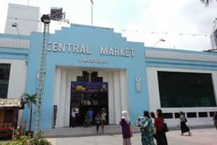 Central Market, Kasturi Walk