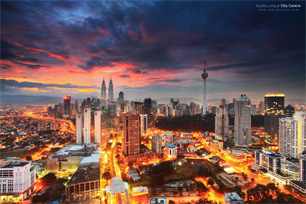 Kuala Lumpur's places of attractions