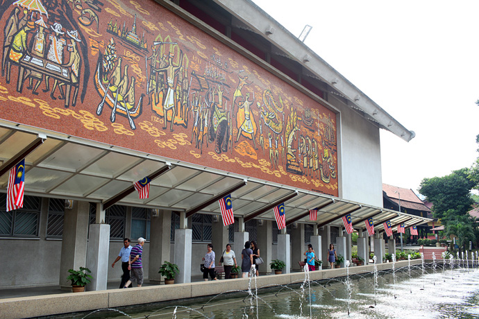 an overview of malaysian culture • early 1970's, the semi-intensive culture of shrimp • in the 80's, commercial aquaculture (establishment of fish and shrimp hatcheries and the setting up of private feed mills.