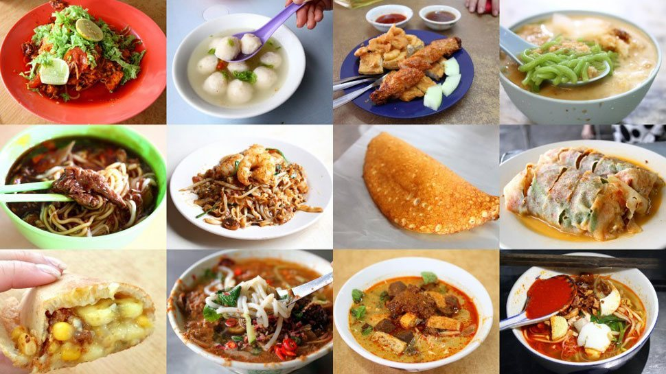 Penang Local Cuisines