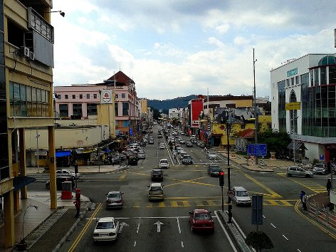 Seremban City Walking