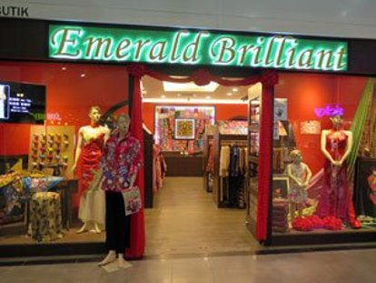 Emerald Brilliant
