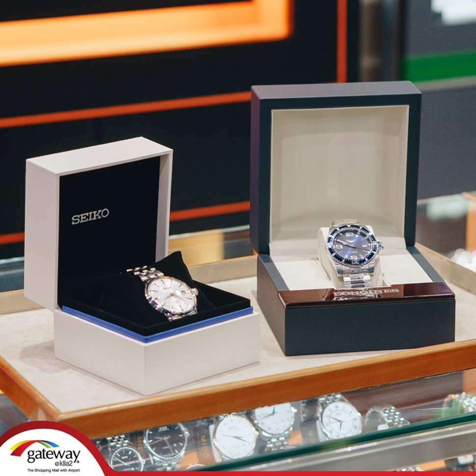 Seiko fine watches