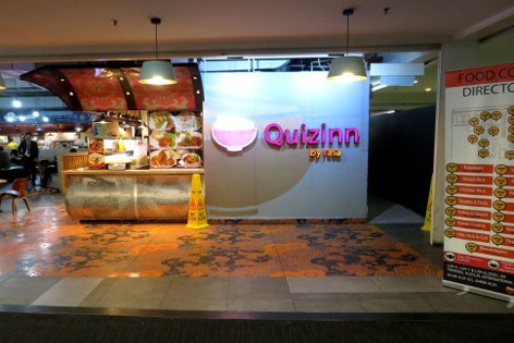 Quizinn Food Court