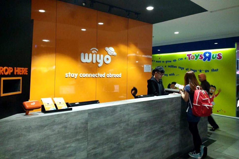 Wiyo at Gateway@klia2 mall