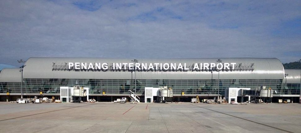 Penang International Airport welcomes you!