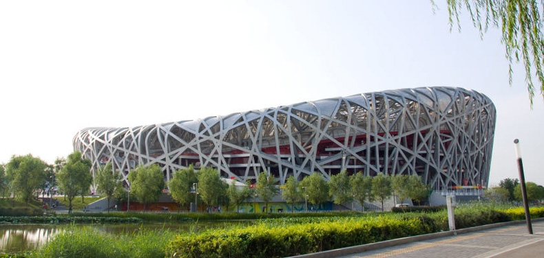 Beijing National Stadium and National Aquatics Centre, Beijing