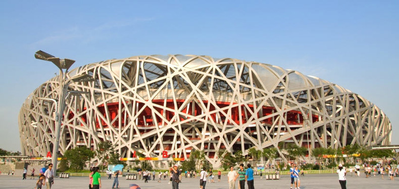 Beijing National Stadium and National Aquatics Centre
