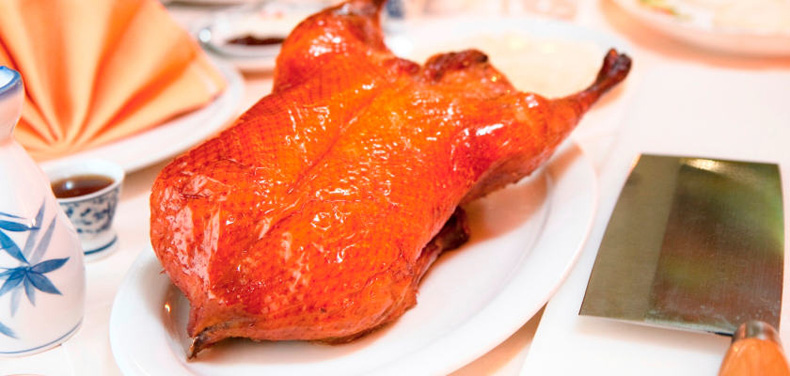 Peking Duck, Beijing