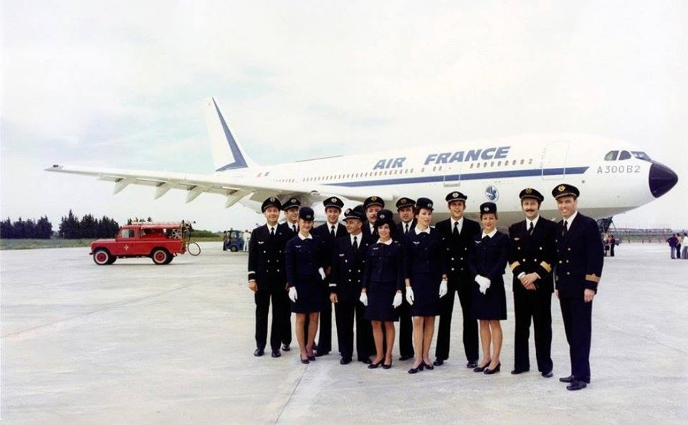Air France welcomes you!