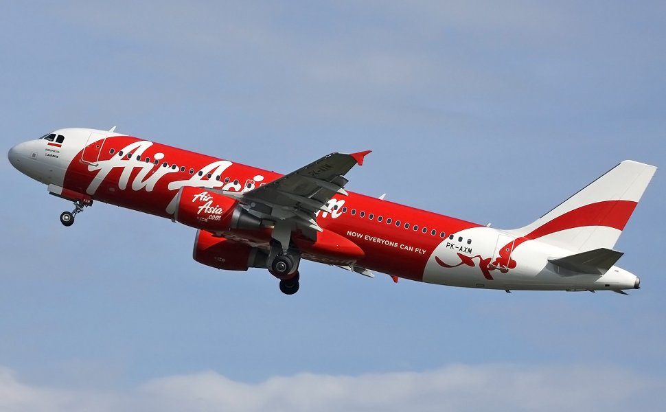 AirAsia Indonesia's flight