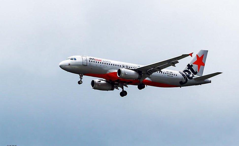 Jetstar flight delays