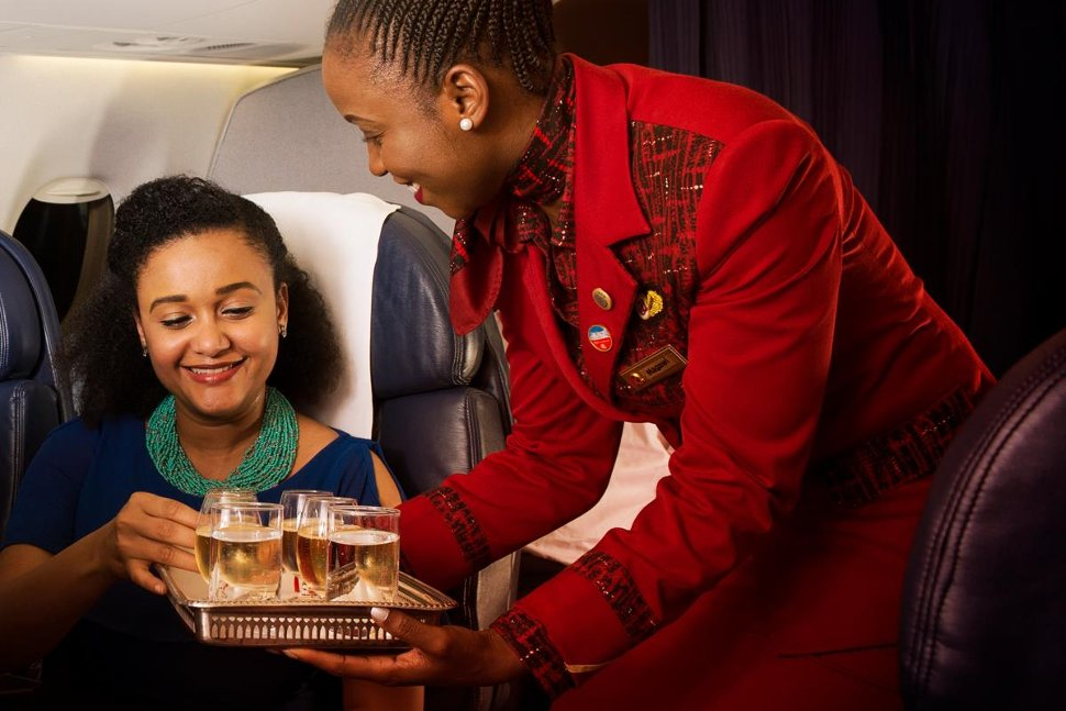 Kenya Airways welcomes you!