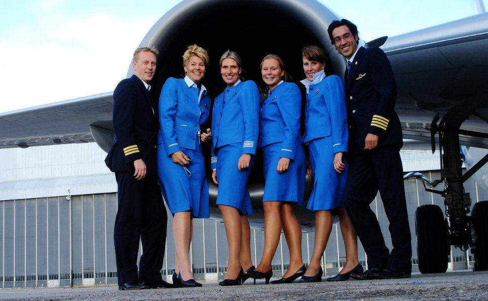 KLM Royal Dutch Airlines welcomes you!