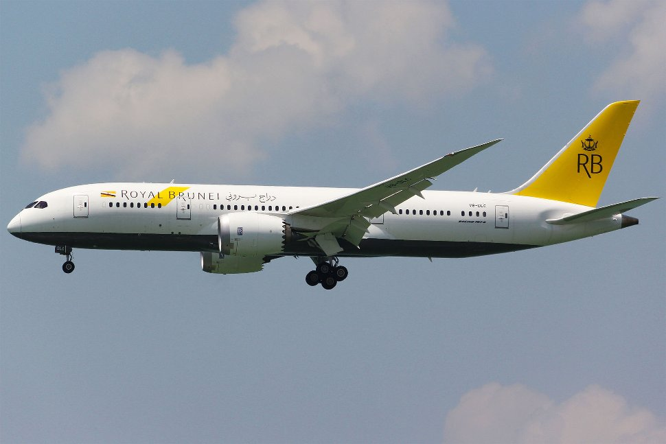 Royal Brunei Airlines Boeing 787-8