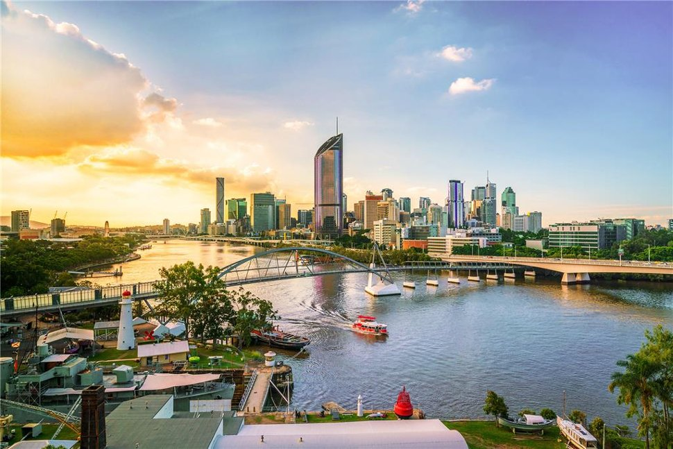 Royal Brunei Airlines nonstop flights to Brisbane!