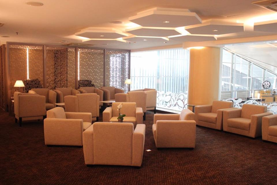 SkyLounge at the Brunei International Airport