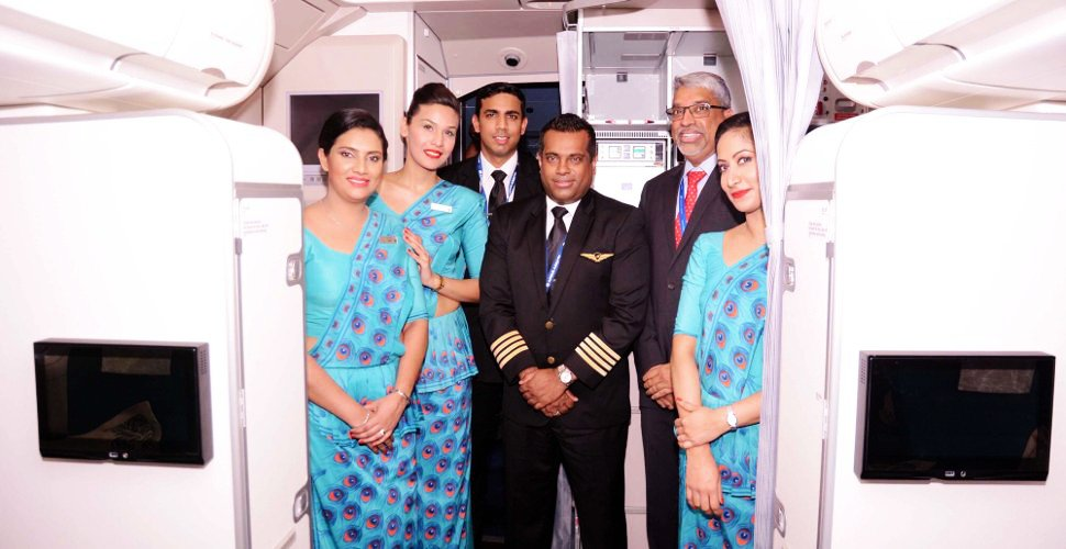 SriLankan Airlines welcomes the first A320neo