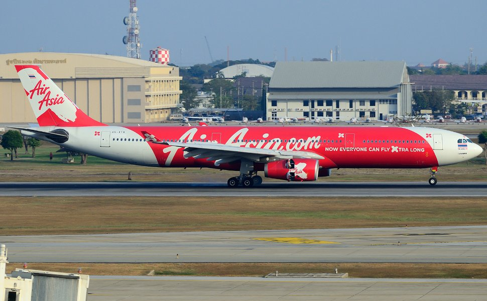 Thai AirAsia's flight
