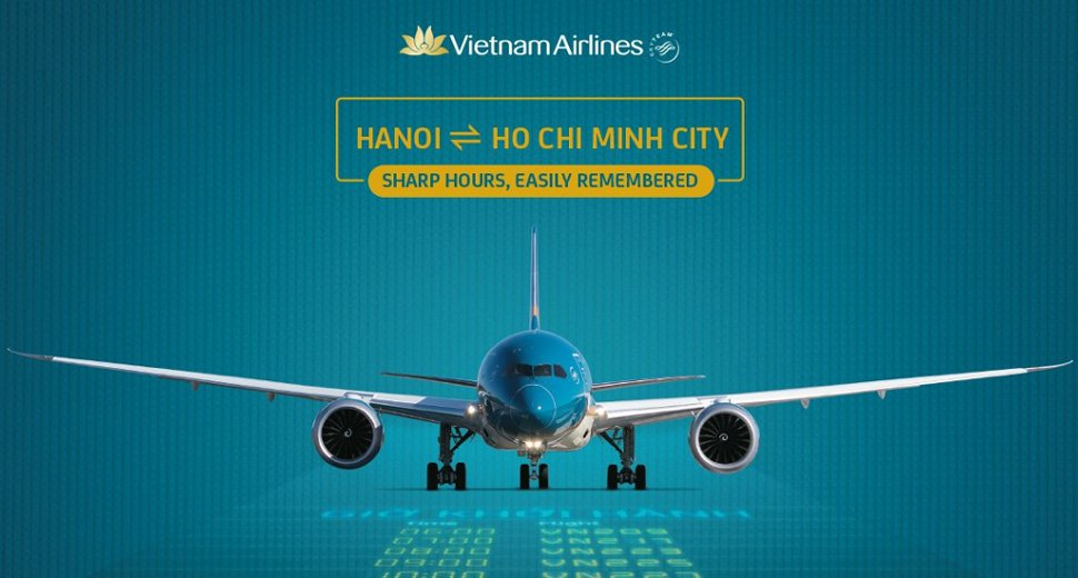 Vietnam Airlines welcomes you!