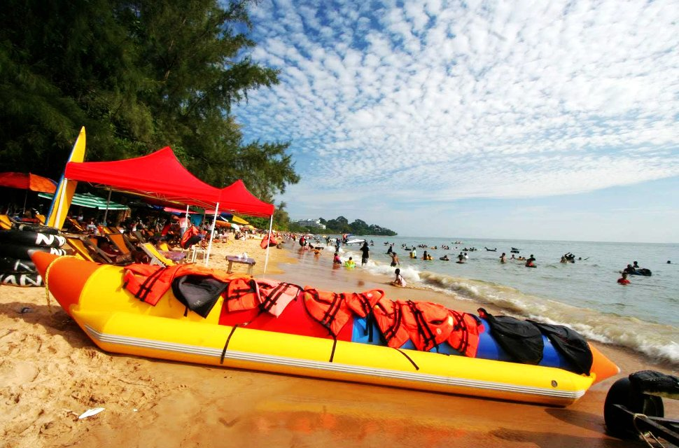 Activities at the Port Dickson