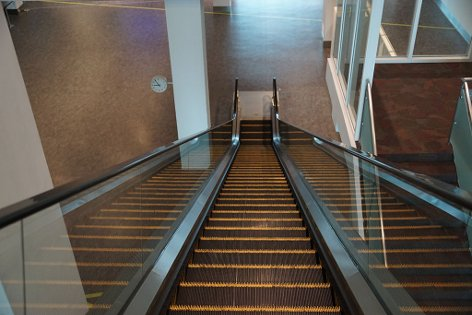 Escalator to Level 2