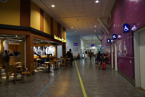 Gloria Jean's Coffees near Gate L4