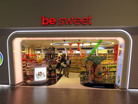 be sweet shop