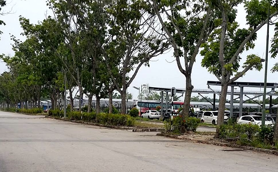 Long Term Car Park (LTCP), public parking at a rate of RM2
