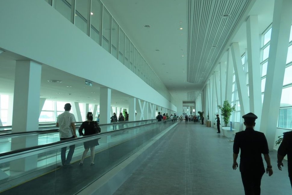 Picture of Skybridge (inside) by Tapageur