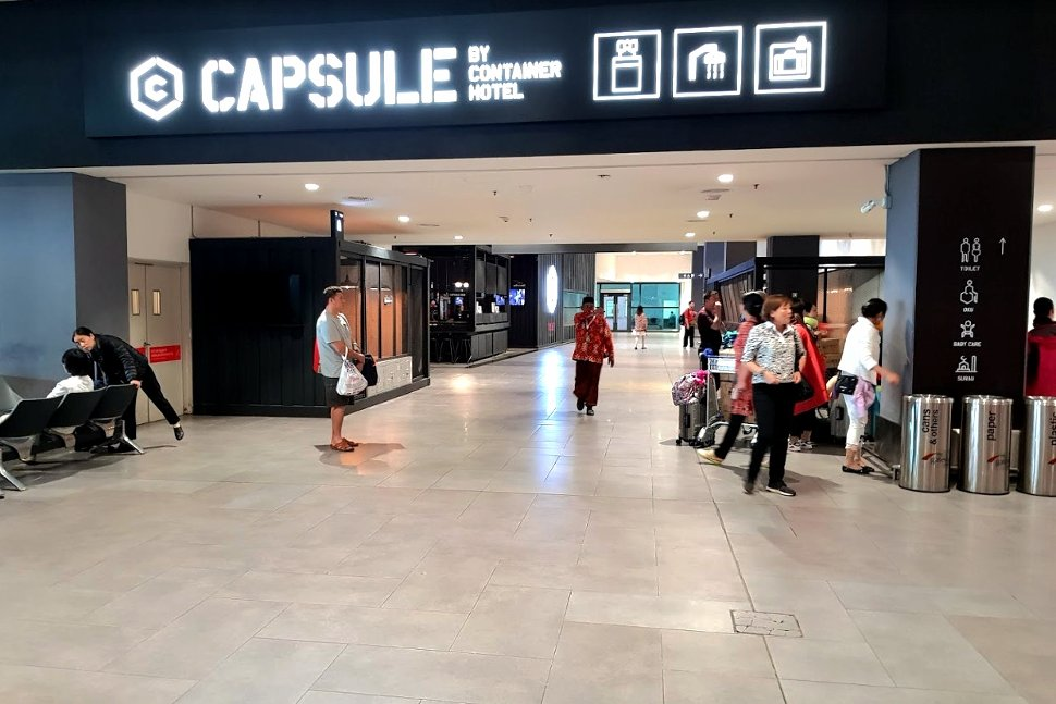 Capsule by Container Hotel at klia2