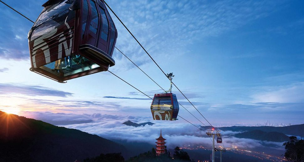 Awana Skyway Cablecar