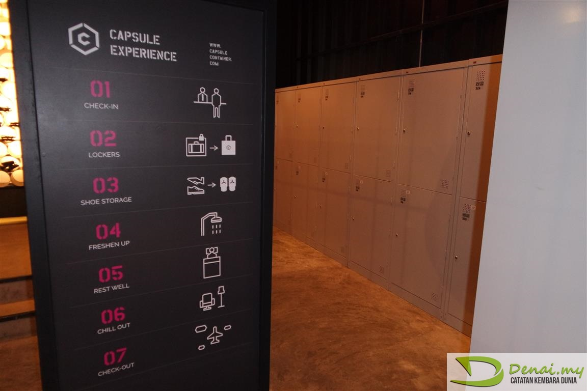 Capsule By Container Hotel At Klia2 Gallery 2 Klia2 Info