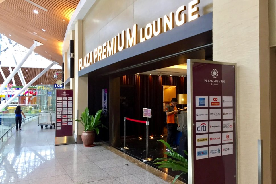 Plaza Premium Lounge at the Satellite Building, KLIA