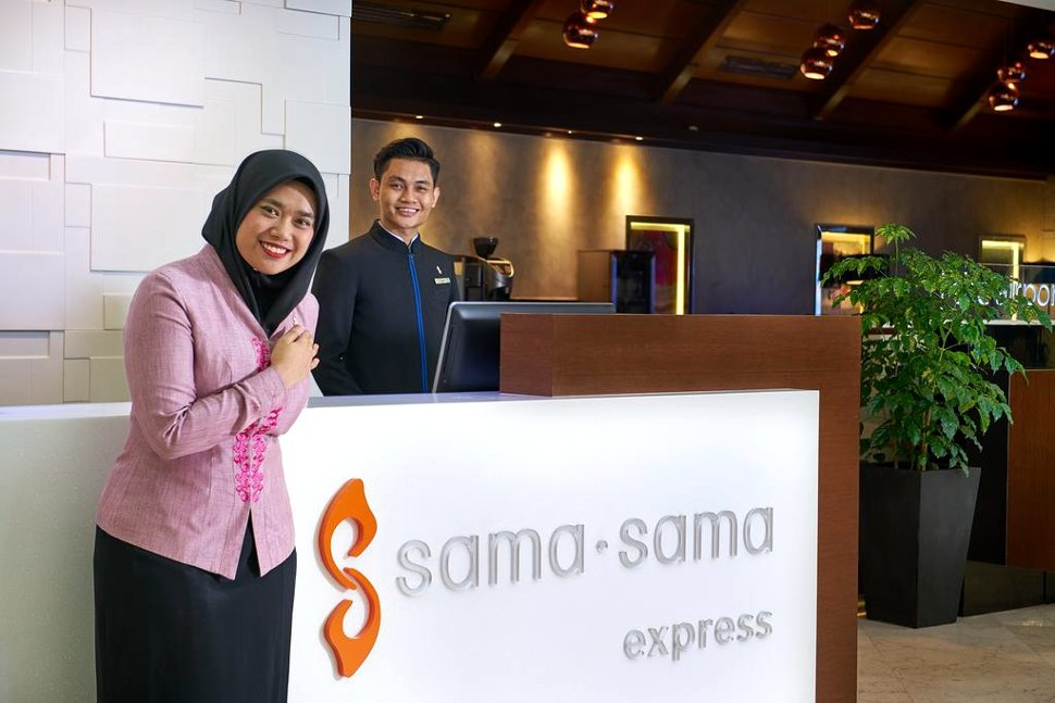 Sama-Sama Express KLIA welcomes you!