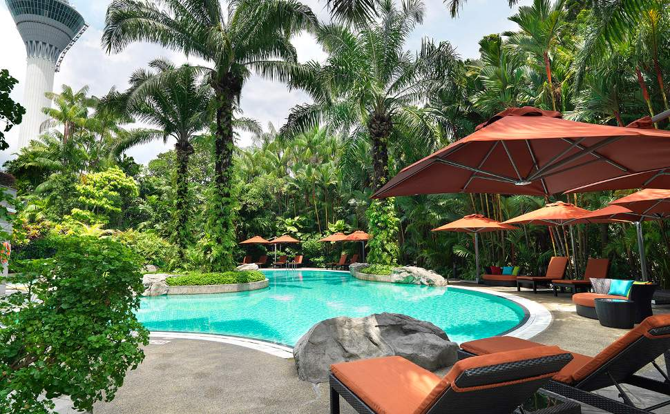 Swimming Pool, Sama-Sama Hotel
